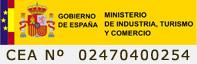 CEA Nº 02470400254